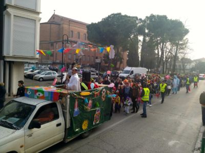 Carnevale in UP
