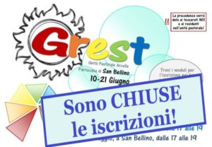 GREST S.BELLINO 10-21/06