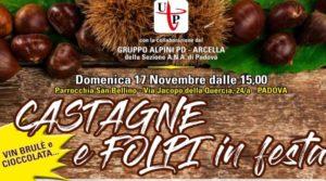 Castagnata UP – 17/11