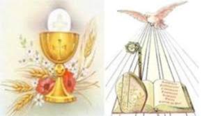 Celebrazione sacramenti CRESIMA E COMUNIONE