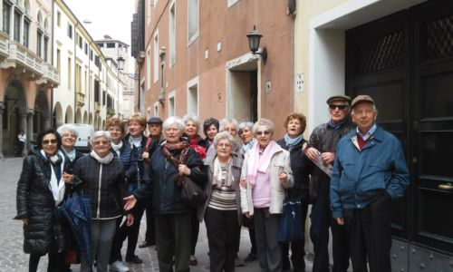 Visita Al Giardino Romiati In Via Del Santo A PD