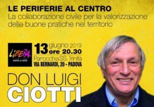 Don CIOTTI – Foto,Audio e Video